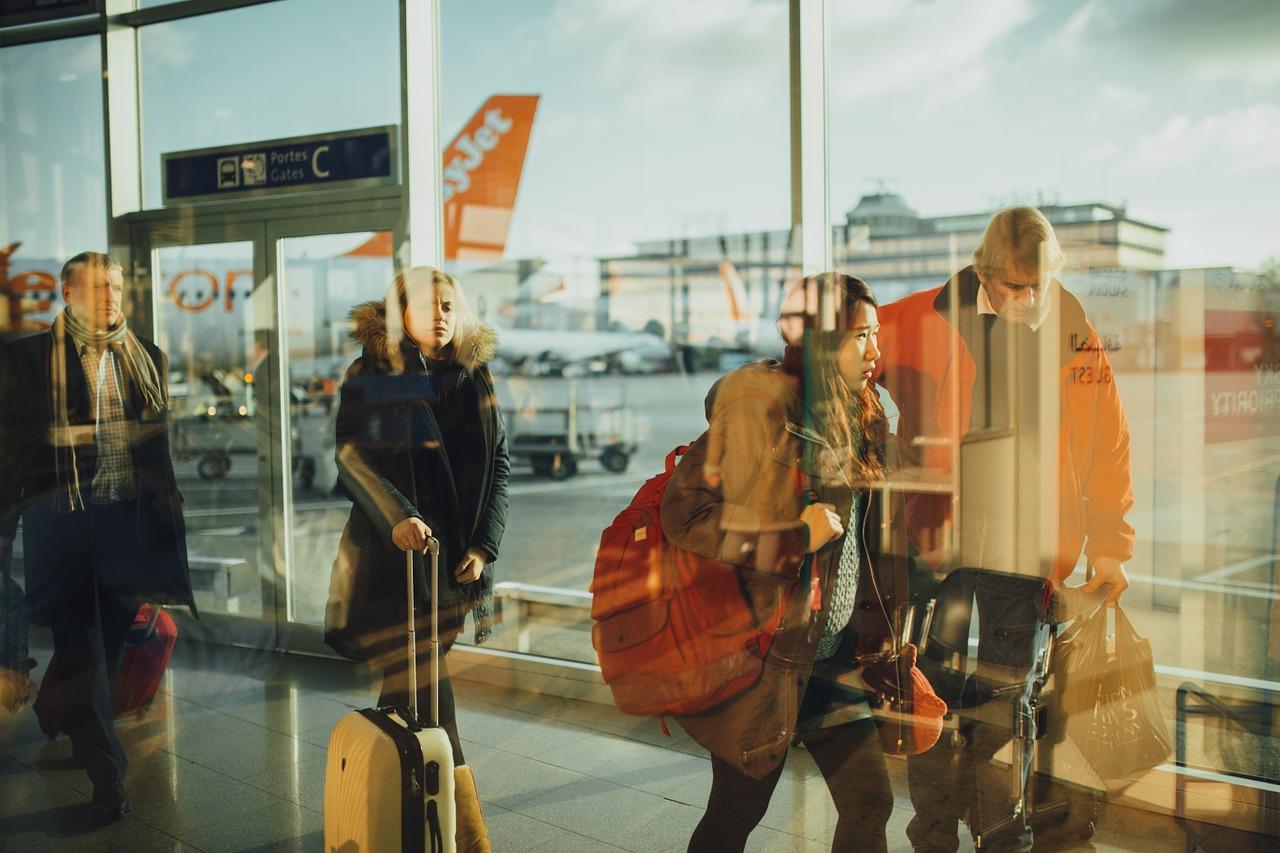 空港の手荷物検査。スプレーって持ち込めるの?