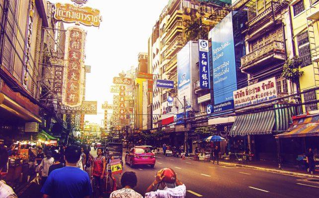 タイは治安が良くて、夜になっても安全なの?