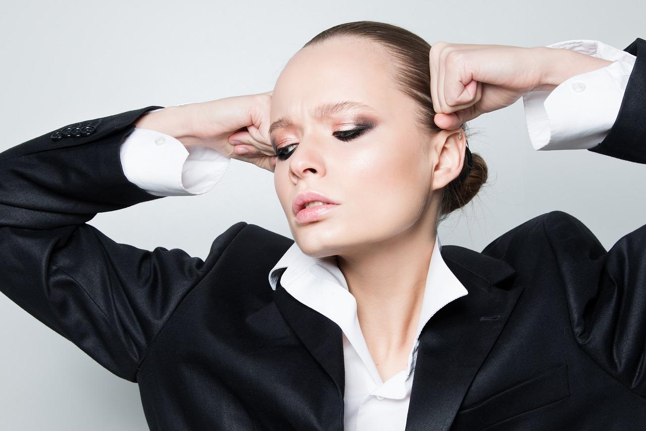 ツライ頭痛が毎日続く。これって病気?それともストレスが原因?