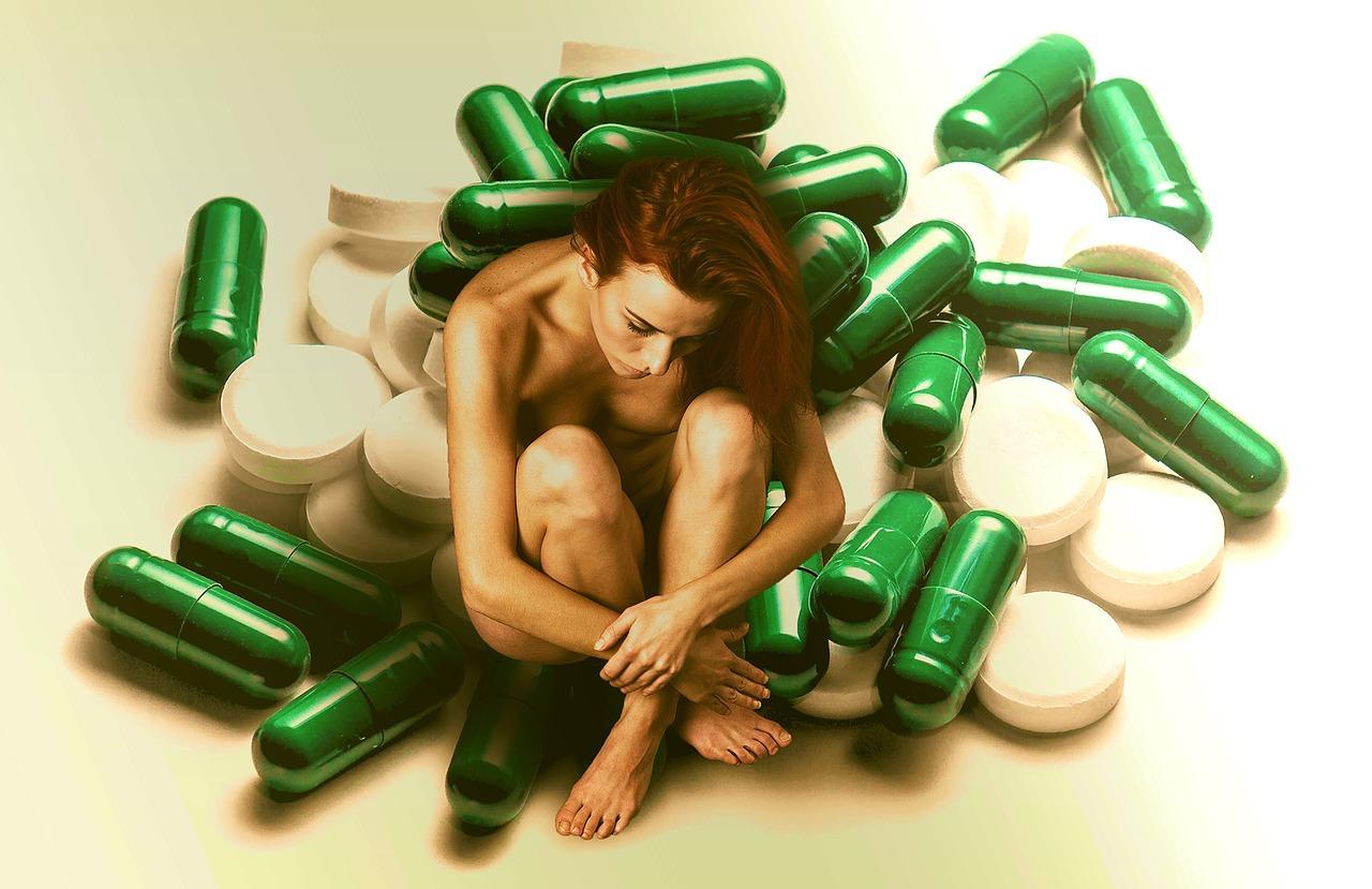 不安を解消する薬について|種類と副作用は?漢方薬のご紹介☆