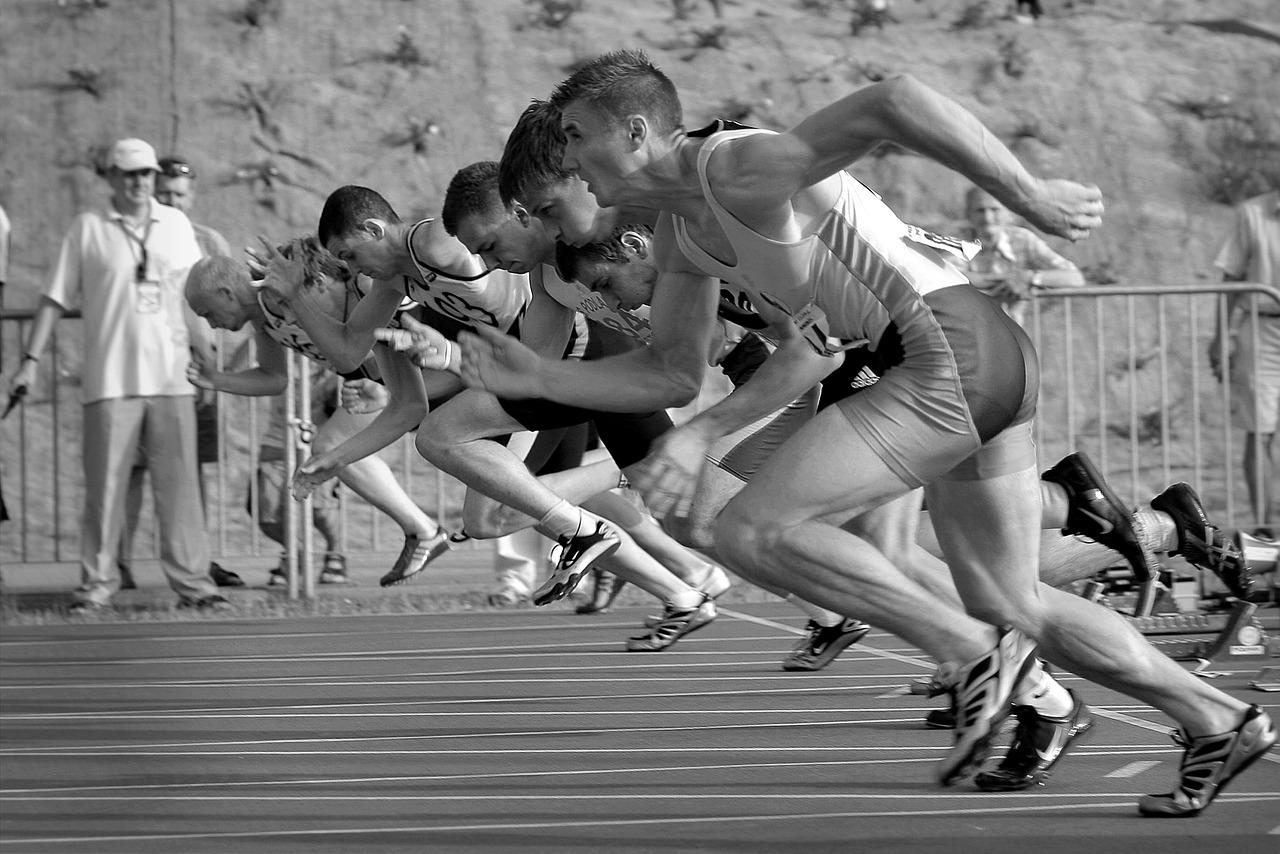 陸上の短距離走を早く走れるには?練習方法とポイントをまとめ