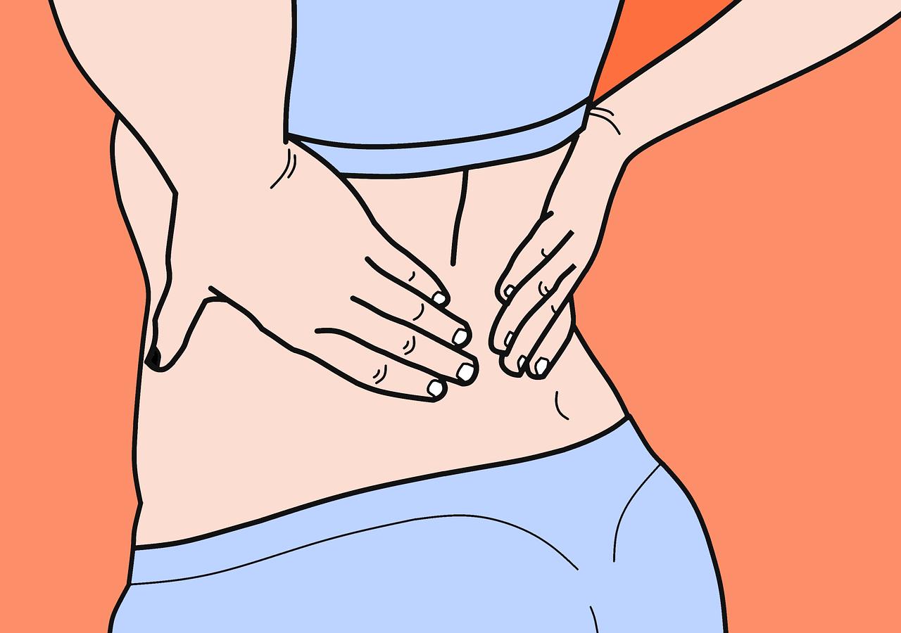 腸の痛みは腰痛を引き起こす!?気になる腸と腰痛の関係について