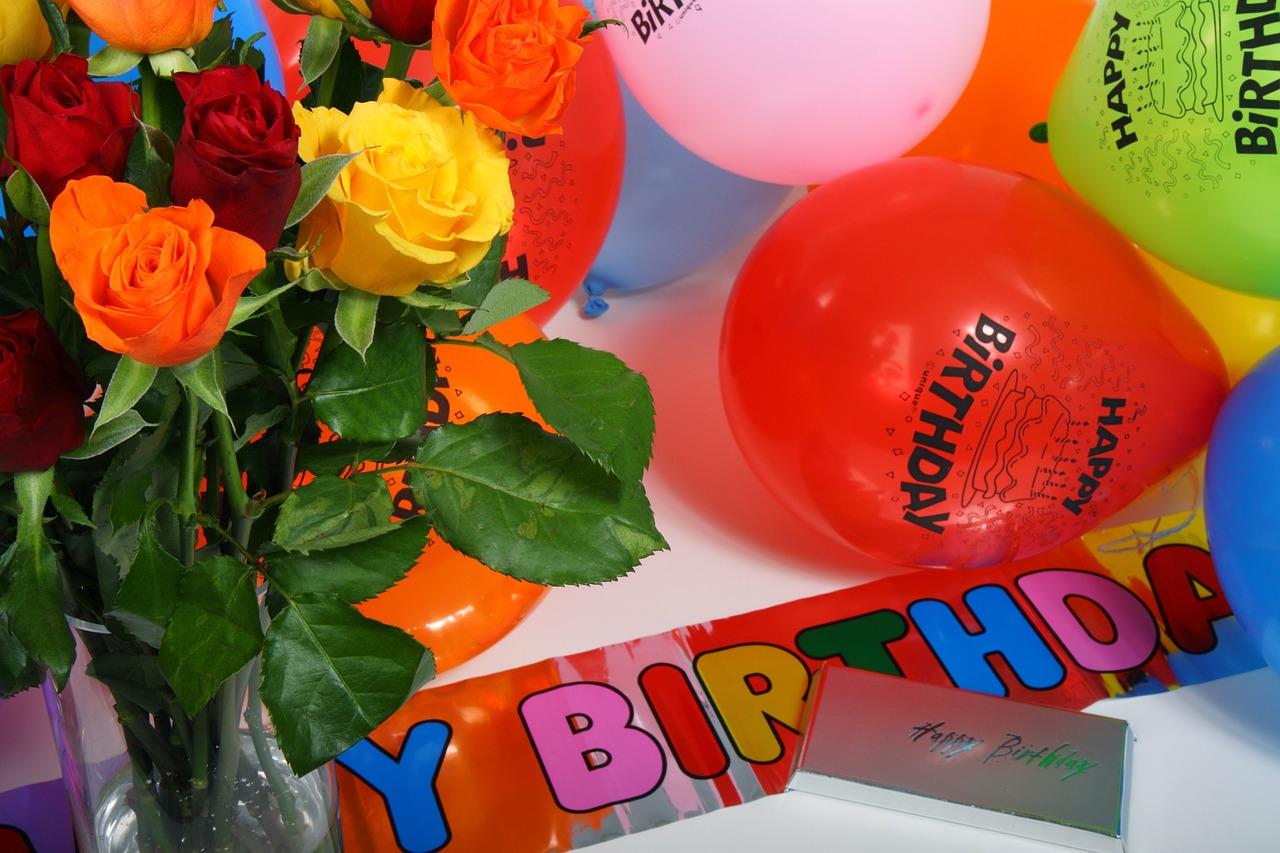 誕生日パーティーでケーキの代わりに盛り上がれるものいろいろ。