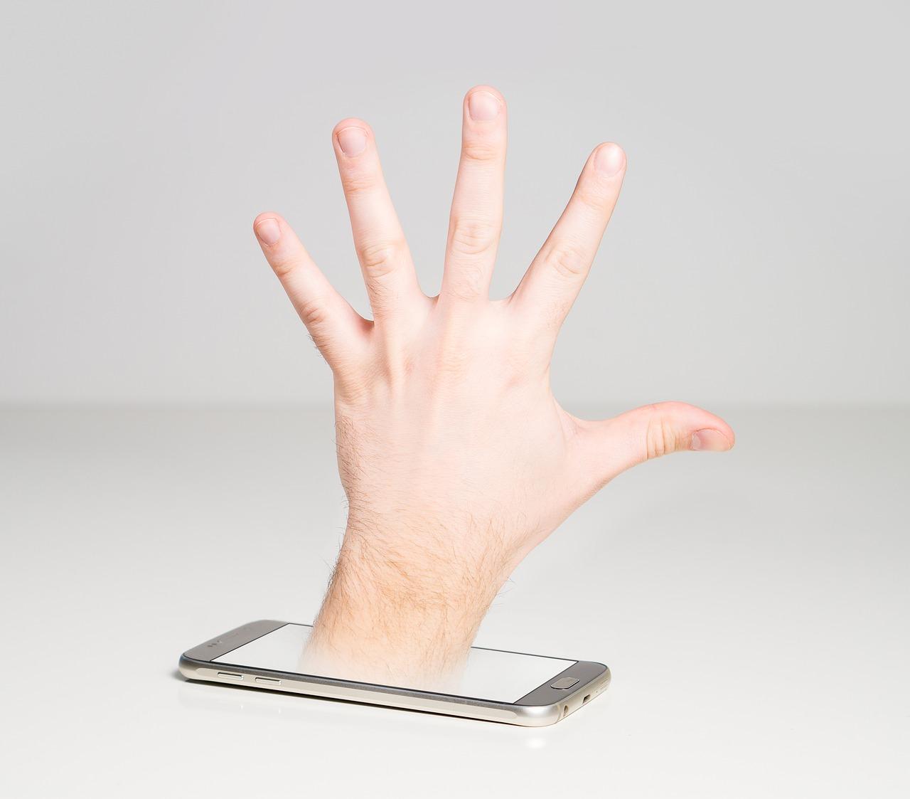 携帯スマホがウイルスに感染!?その対処法