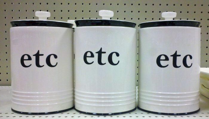etcの正しい使い方 エトセトラの意味は?