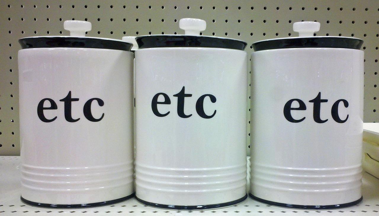 『etc』の正しい使い方について|エトセトラの意味を教えます