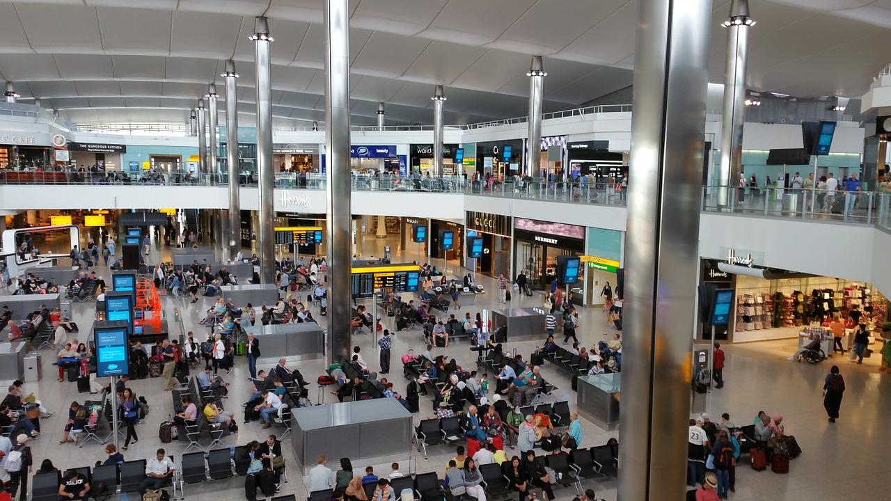 イギリスの空港閉鎖する原因とは?火山噴火すると全空港が!?
