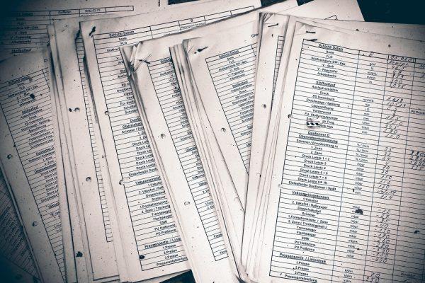 片付け方法が知りたい!書類の片付けどうしたらいい?