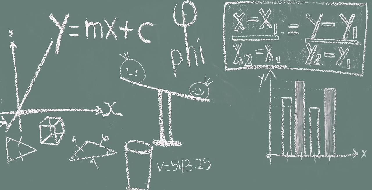数学が苦手どうする?理系に進みたいなら諦めず勉強しよう!