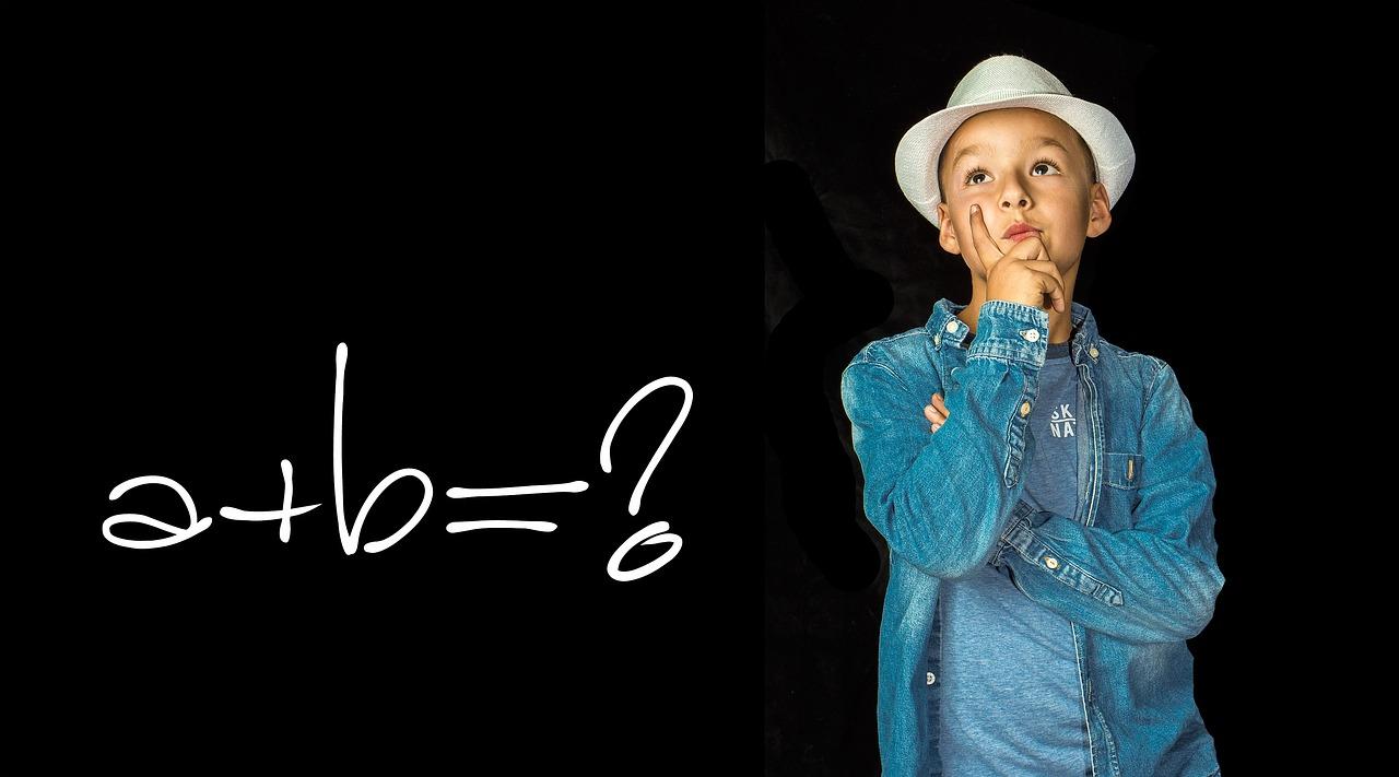 数学が苦手になる子が多いのはなぜ?理由には共通点があった!