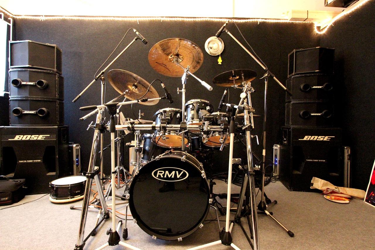 ドラムの練習方法をご紹介!初心者やこれから始める人のために☆