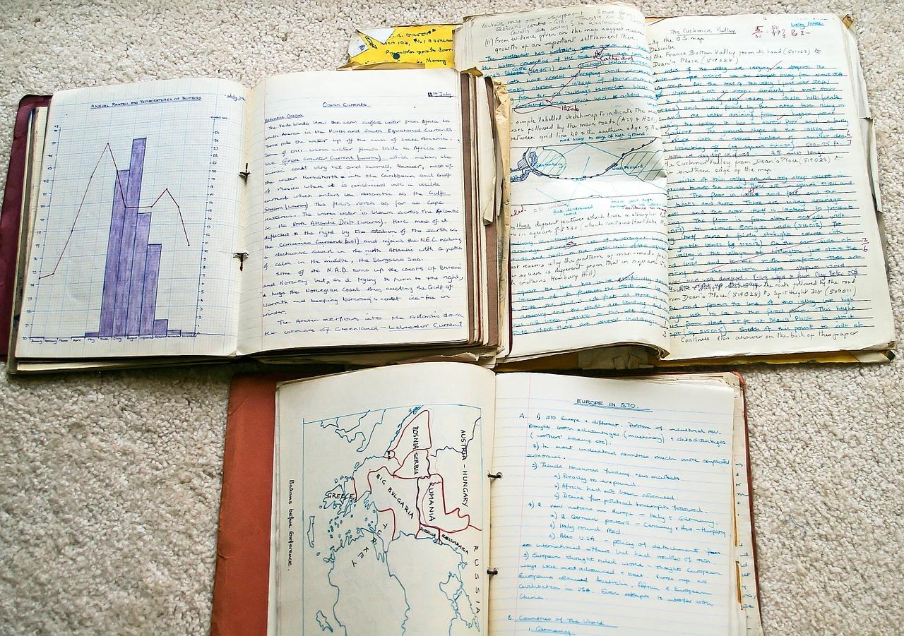 高校生必見☆『地理』の勉強法や暗記方法についてご紹介します!