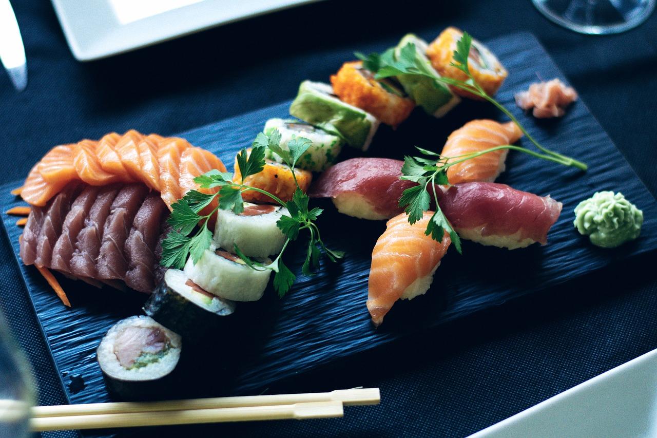 寿司ネタで使用のワサビの量!価格・客層で店に違いも?効果や目的は