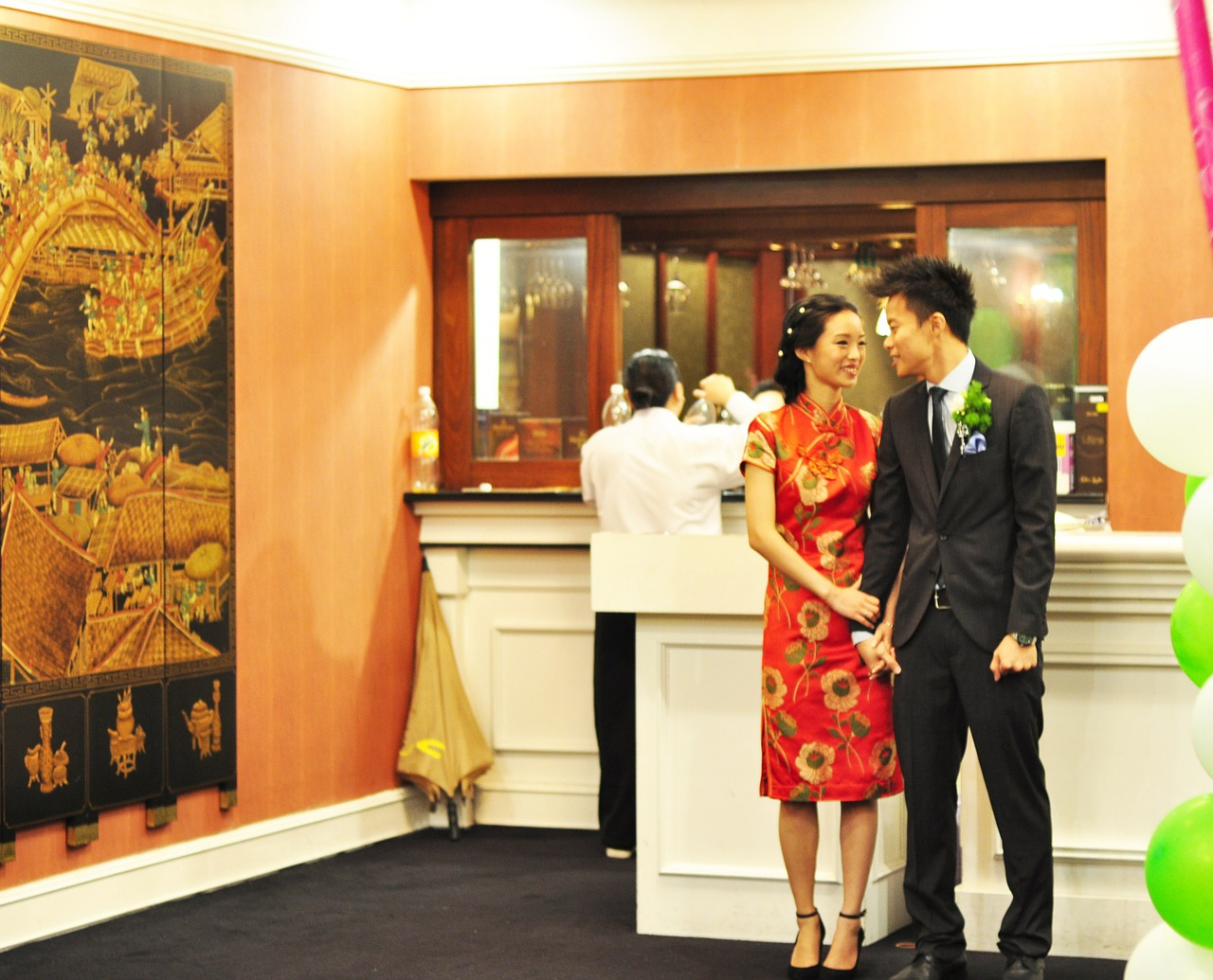 中国の結婚式に招待されました。ご祝儀マナー・風習・服装が知りたい