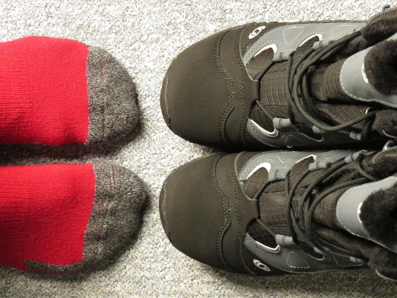 マラソン用の靴下選びがランニングを変える?!厚手・薄手を使い分けて